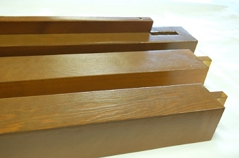 Solid Cedar Fixing Frame
