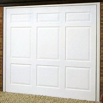 Wessex Cheltenham GRP Garage Door