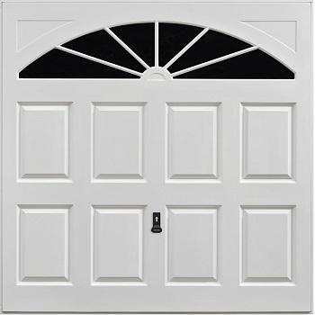 Garador Stamford with Black Imitation Window Option