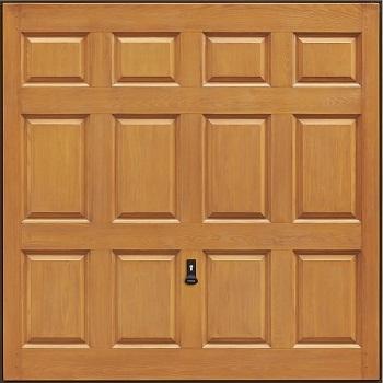 Garador Kenmore GRP garage door