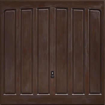 Garador Lingfield GRP garage door