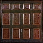 Hormann Woodgrain GRP Garage Doors