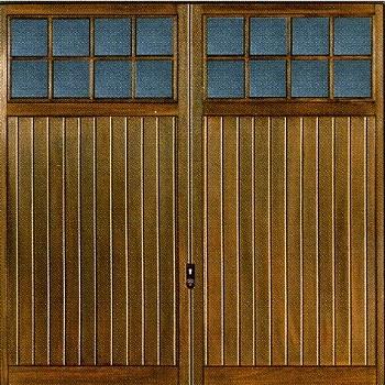 Hormann Livingston GRP garage door