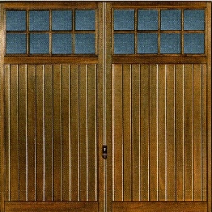 Hormann Livingston 2040 GRP up and over garage door