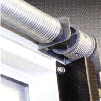 Torsion Spring and Cable Pulley