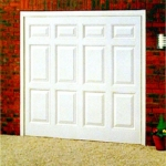 UPVC Up and Over Doors