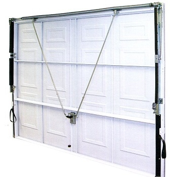 Rear View of Canopy Door