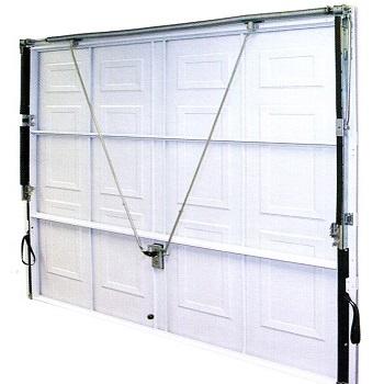 Rear View of Canopy Door