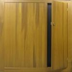 Garage Doors with a Wicket