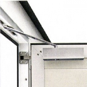 Slide Rail Door Closers supplied as standard