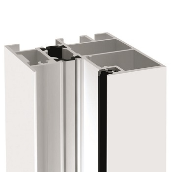 Rectangular style Profile A2 60mm aluminium frame