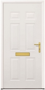 Hormann ThermoPro TPS 100 front door