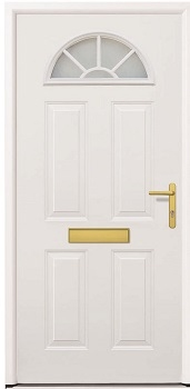 Hormann ThermoPro TPS 200 front door