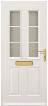 Hormann Thermo46 TPS 400 front door