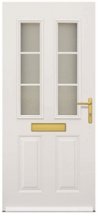 Hormann ThermoPro Front Door TPS 400