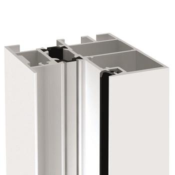 Rectangular style Profile A2 60mm aluminium frame