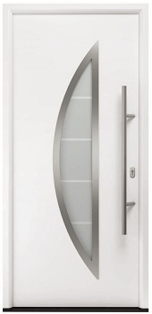 Hormann Thermo65 THP 900 front door