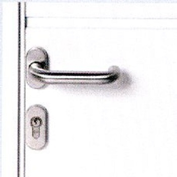 Lever handle set (Stainless Steel option)
