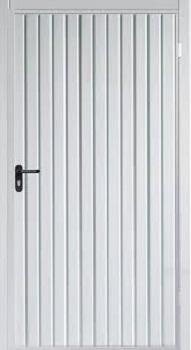 Hormann Vertical-Rib Steel Side Door