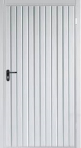 Hormann Vertical-Rib Steel Side Door