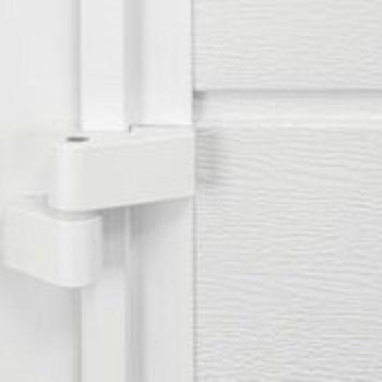 High quality aluminium hinges