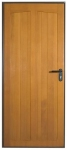 Timber Side Doors