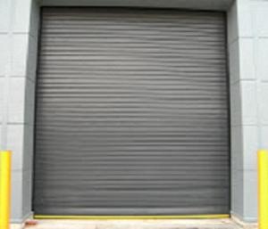 Steelroll Galvanized Shutter