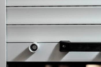 Standard security shutter lock