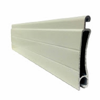 Heavy duty slat profile