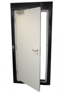 Bradbury M2M Security Door