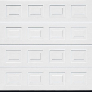 Hormann LTE42 S-Panelled Woodgrain Sectional Door
