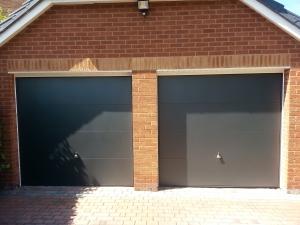 Garador Design Range up and over doors