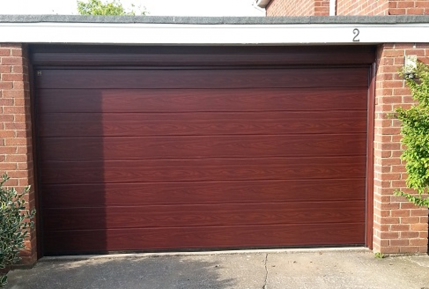 1010 #8D723E  Export Garage Doors Online Brochures How To Choose Which Size Door pic Sectional Steel Garage Doors 35911500
