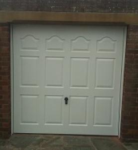 Wessex Emsworth GRP up and over garage door