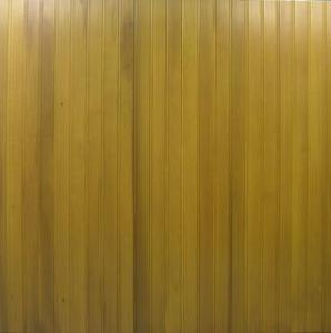 Cedar Door Cromford Traditional Solid Panelled side hinged