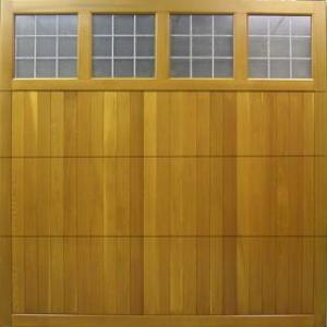 Cedar Door Derwent Made to Measure Solid Cedar