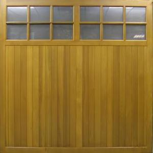 Cedar Door Edale Traditional Boarded