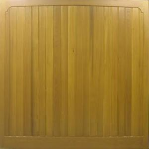 Cedar Door Matlock side hinged Traditional Solid Panelled