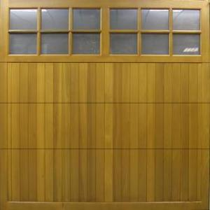 Cedar Door Trent Made to Measure Solid Cedar