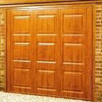 Wood Effect Steel Doors