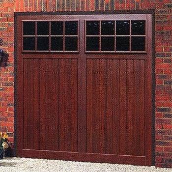 Cardale Bedford Steel Up And Over Garage Door