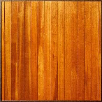Woodrite Uxbridge cedarwood up and over garage door