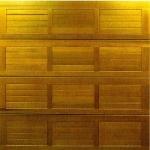 Sectional Timber Doors