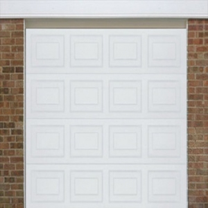 Alutech Classic Georgian Panel Insulated sectional garage door