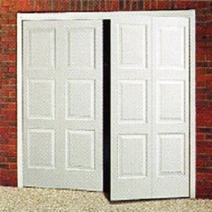 Cardale Brompton Steel Side-Hinged garage doors