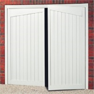 Cardale Gatcombe Steel Side-Hinged garage doors