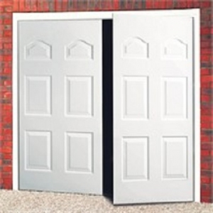 Cardale Olympian Steel Side-Hinged garage doors