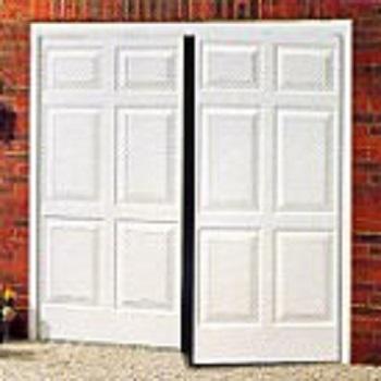 Cardale Sheraton Steel Side-Hinged garage doors