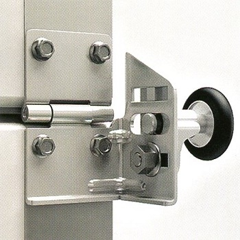 Stainless Steel Hinge and Rolling Bracket