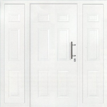 THP 100 Front Door with Side Elements
